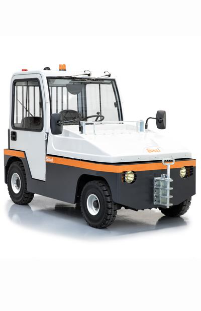 Tracteur électrique TE250R SImai