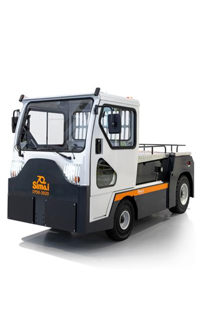 Tracteur électrique Simai TE501