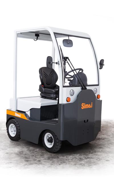 Tracteur électrique TE80 SImai