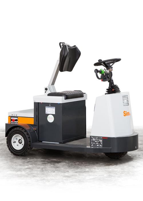 Tracteur électrique à 3 roues TTE30