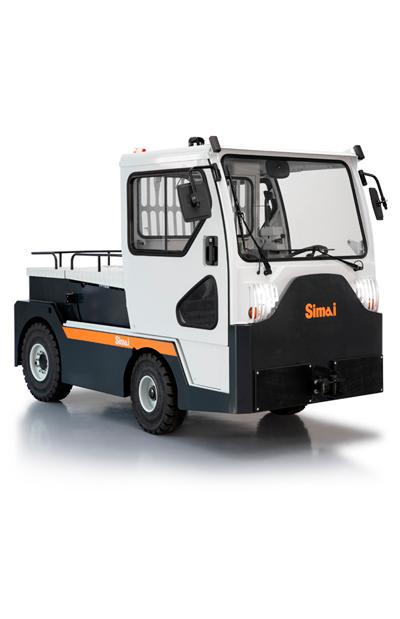 Tracteur Simai TE252
