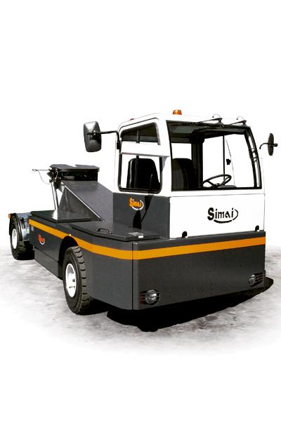 Tracteur de parc électrique TE20BIL