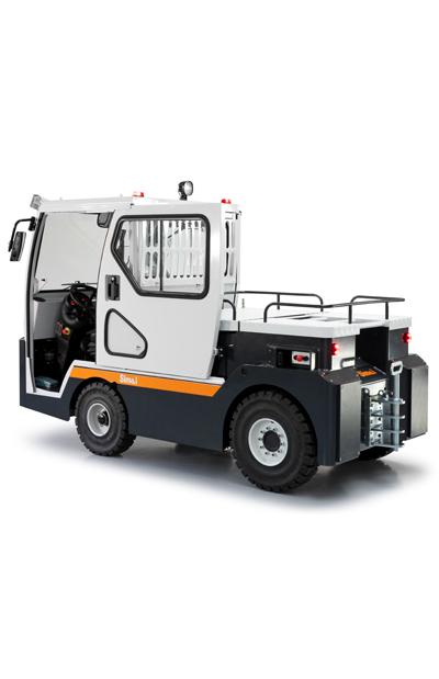 Tracteur électrique Simai TE293